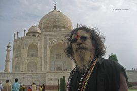 Aghori, Taj Mahal, India, Sadhu, Baba, Necrophile, Death, dead, sage,