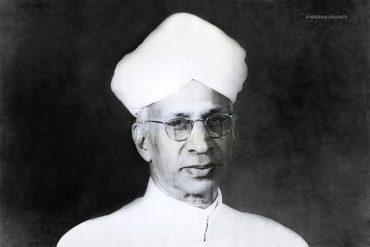 sarvepalli_radhakrishnan_madras_courier