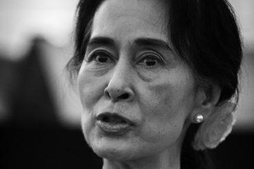 Aun San Suu Kyi, Myanmar