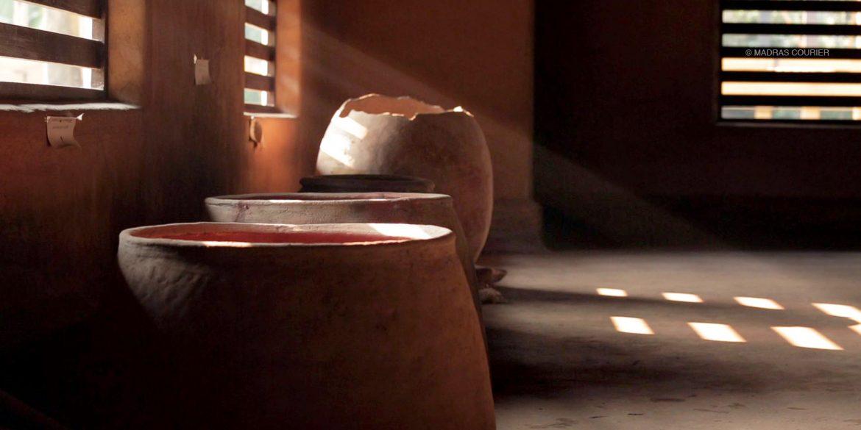 Muziris, sunlight, pattanam, excavation, amphora