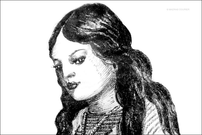 Toru, Dutt, Young, Illustration