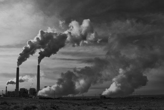 Smoke, power, plant,
