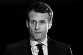 Macron, French, President