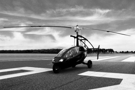 PAL,V,Flying, Car