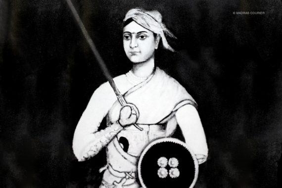 jhansi_lakshmi_bai_madras_courier