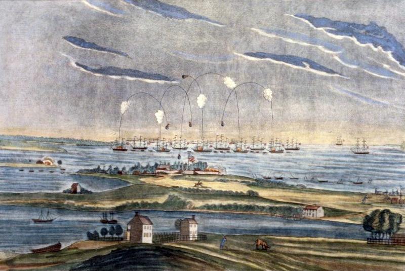 bombardment_Fort_Henry