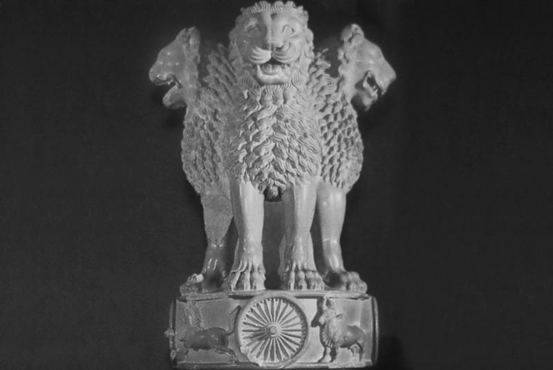 The Sarnath Lion Capital The Emblem Of India Madras Courier